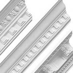 Dentil Plaster Cornices
